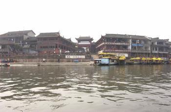 南昌县恢复古码头 打造赣江货运集散地